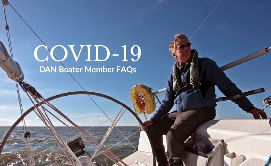 COVID-19 DAN Boater Member FAQs