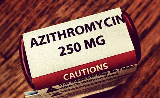 azithromycin antibiotic