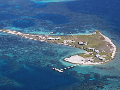 Beacon Island, Wallabi Group of Houtman Abrolhos By Guy de la Bedoyere [CC BY-SA 4.0 (https://creativecommons.org/licenses/by-sa/4.0)], from Wikimedia Commons
