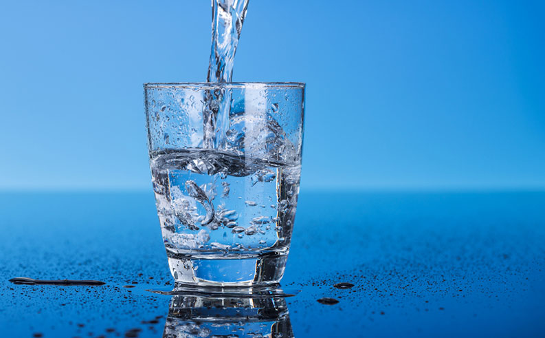 Drink Plenty of Fluids to Prevent Dehydration