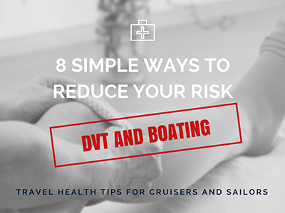 tips for reducing your DVT risk while traveling