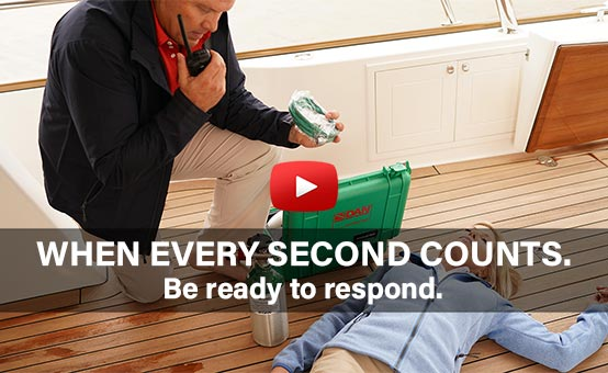 DAN Boater marine first aid kits for boater emergencies