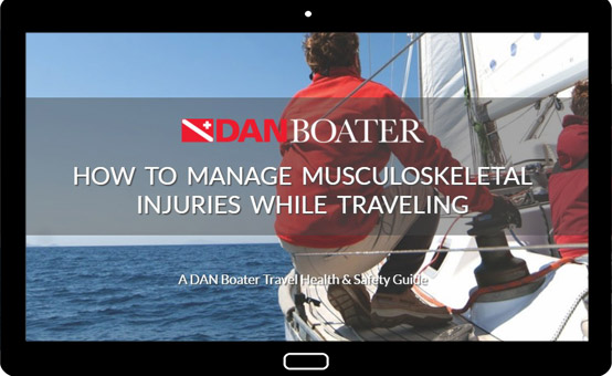 DAN Boater's Online Guide to First Aid for Bone and Injuries