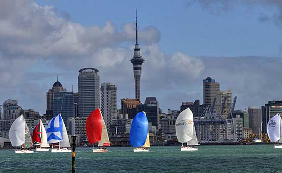 New Zealand City of Sails